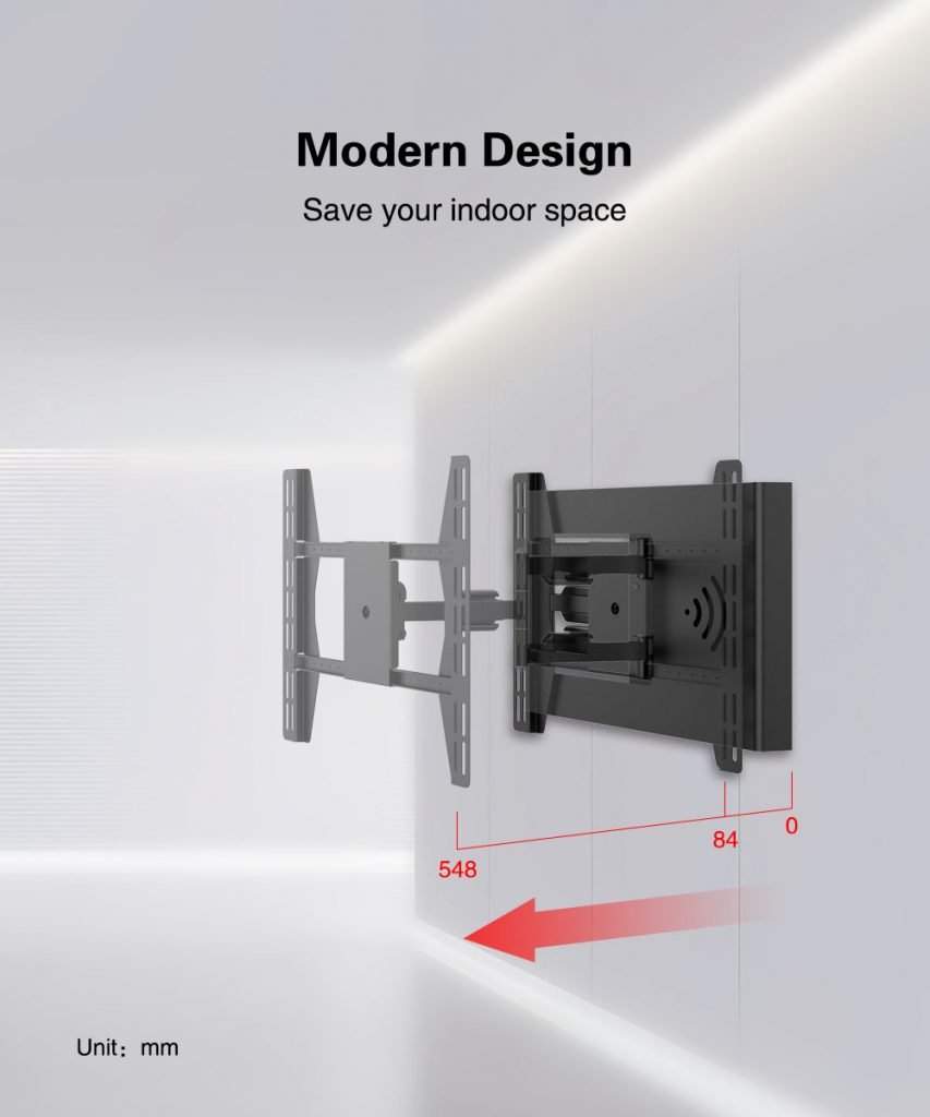 Full Motion TV Mount 6 1