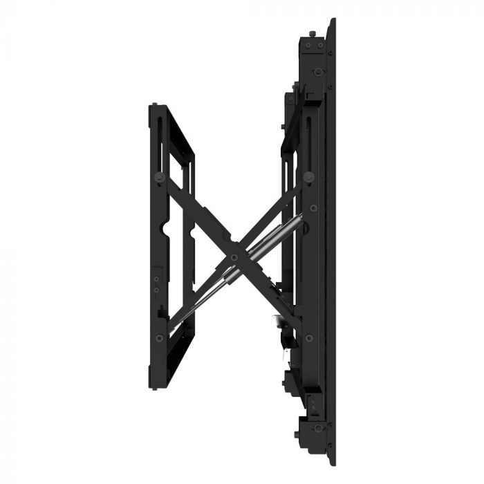 Gas spring video wall mount 3