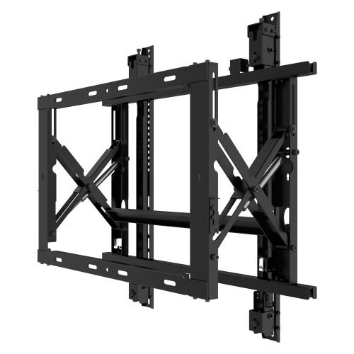 Gas spring video wall mount