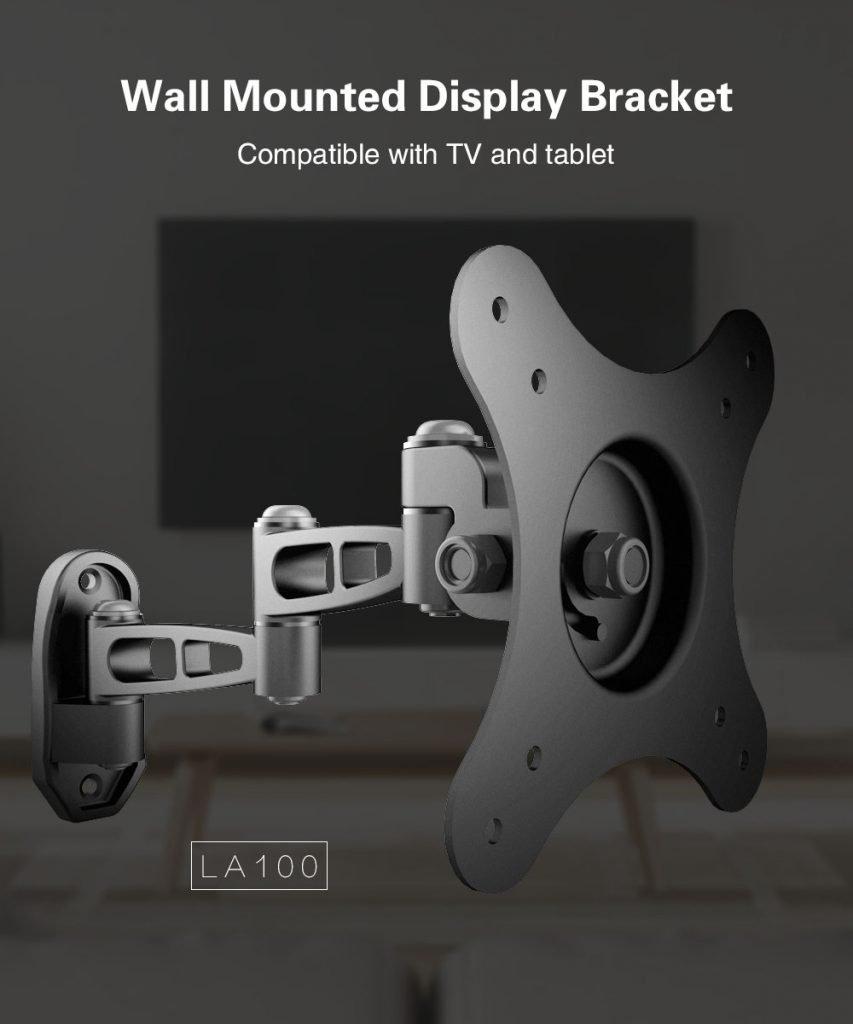 Peacemounts Full Motion TV Mount LA100 L
