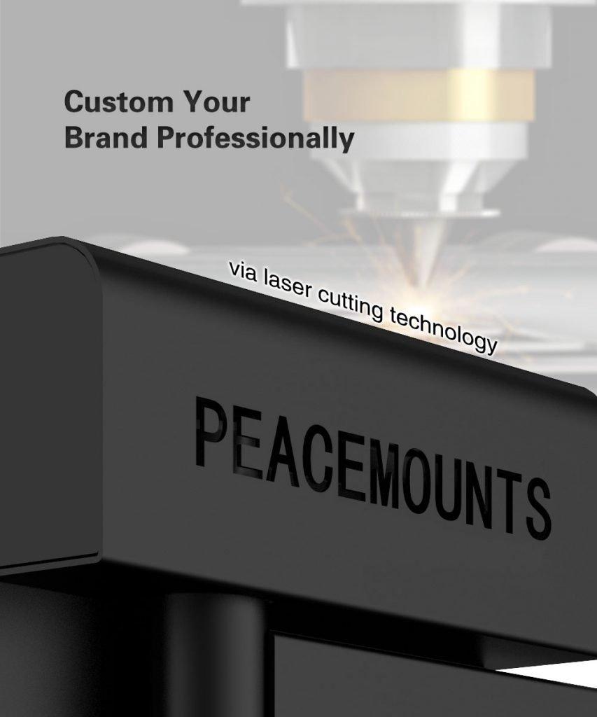 Peacemounts Full Motion TV Mount SW600 5