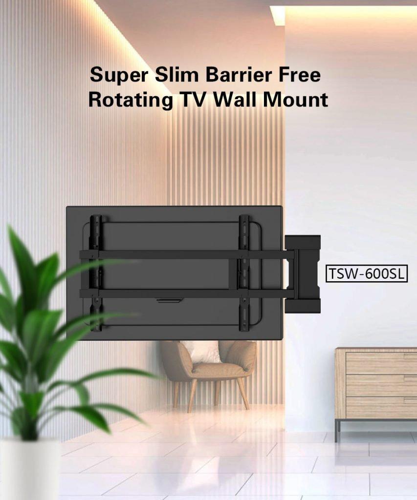 Peacemounts Full Motion TV Mount SW600