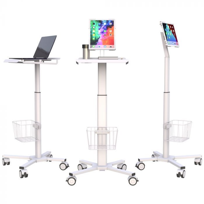 Peacemounts Tablet Floor Stand MGS