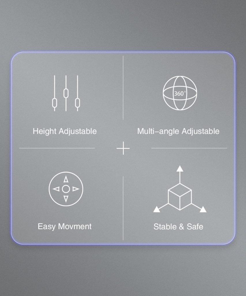 Peacemounts Tablet Kiosk LSA 1 2 1
