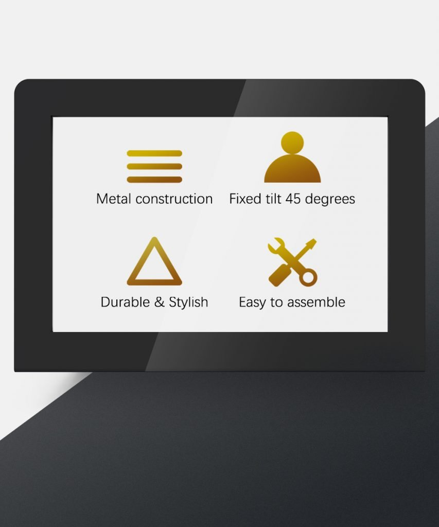 Peacemounts Tablet Kiosk TS T 2