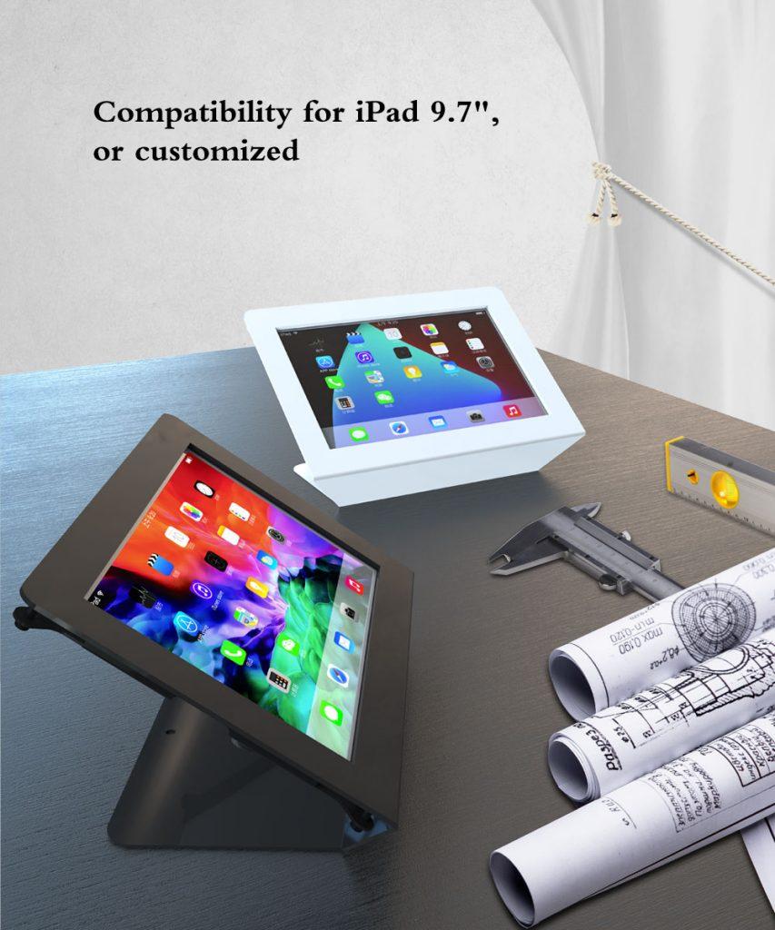 Peacemounts Tablet Kiosk TS T 3