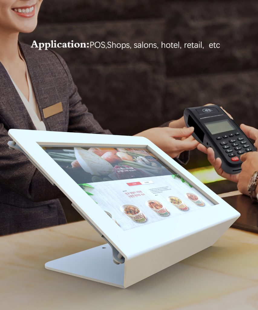 Peacemounts Tablet Kiosk TS T 5