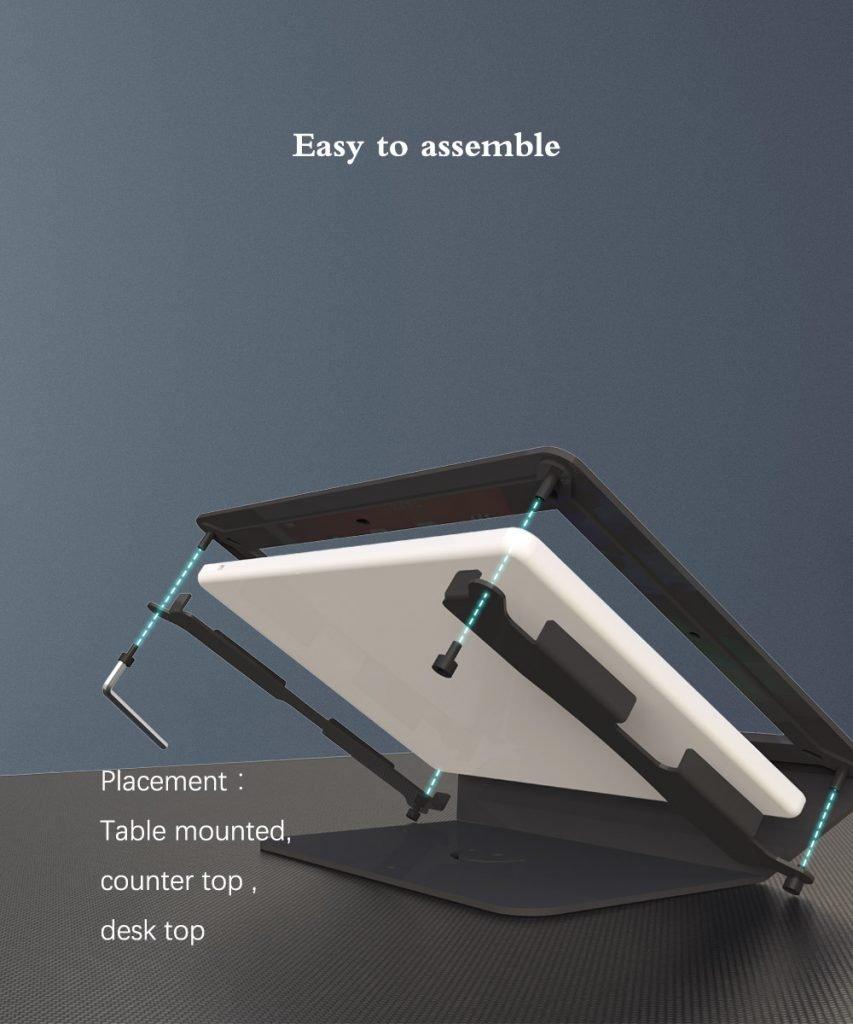 Peacemounts Tablet Kiosk TS T 6