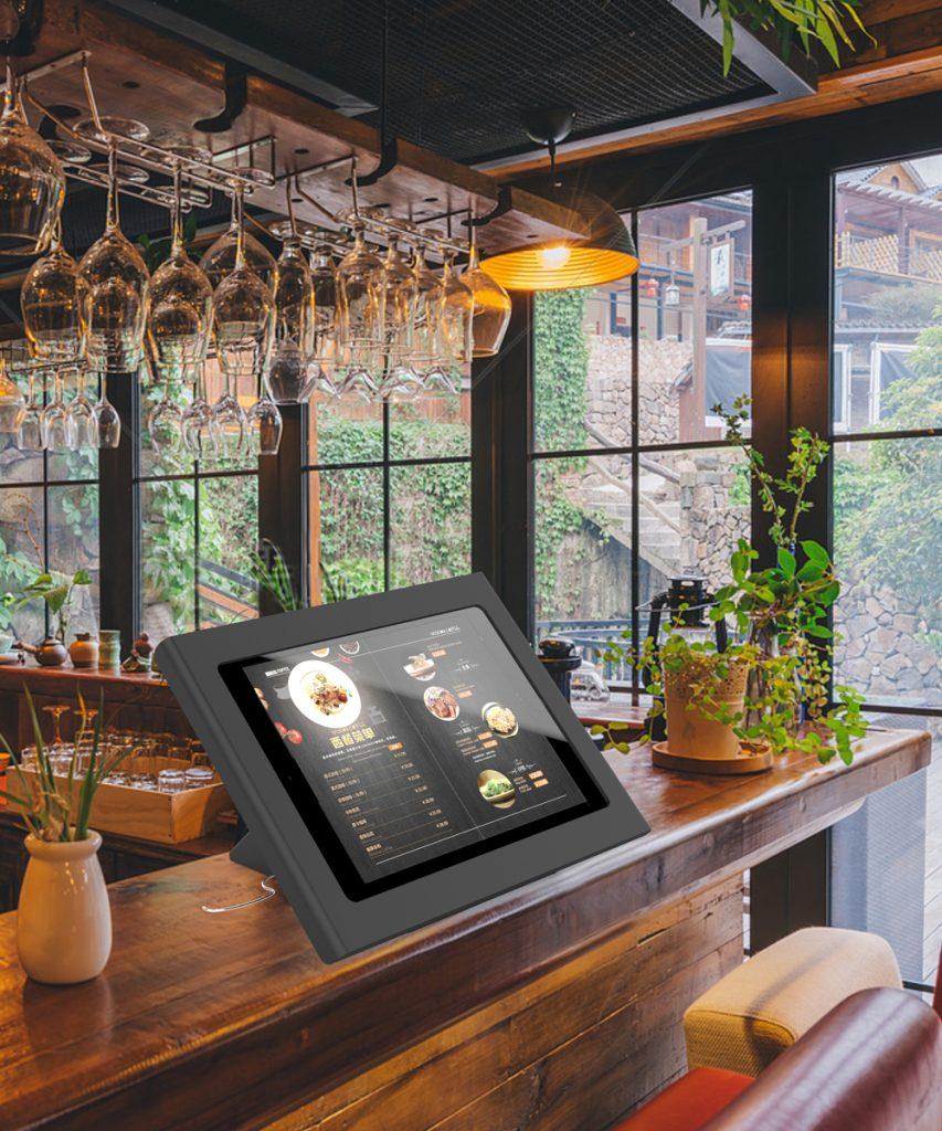 Peacemounts Tablet Kiosk TSS 1 12 1