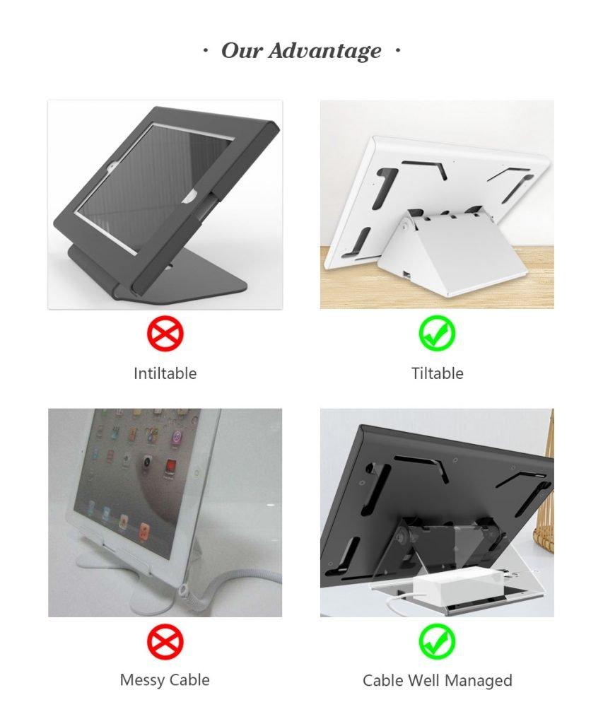 Peacemounts Tablet Kiosk TSS 1 14 1