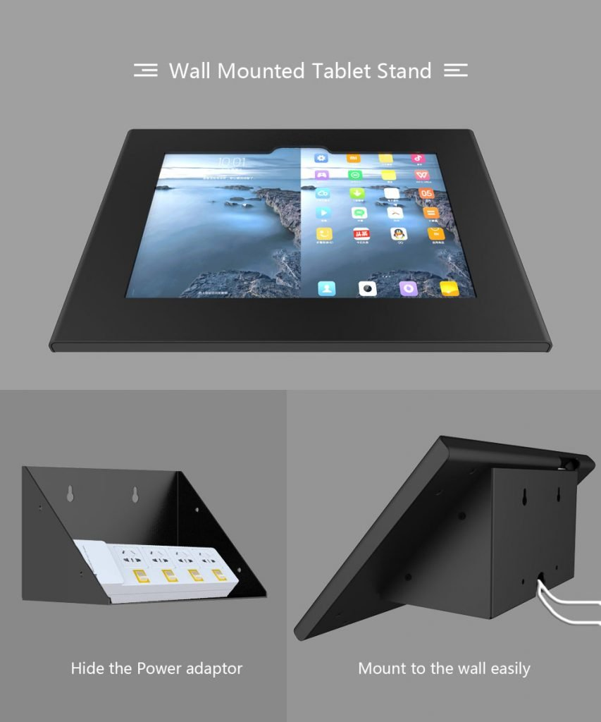 Peacemounts Tablet Kiosk TSS 2 4
