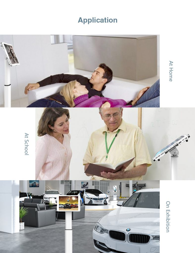 Peacemounts Tablet Kiosk UTS 5 1