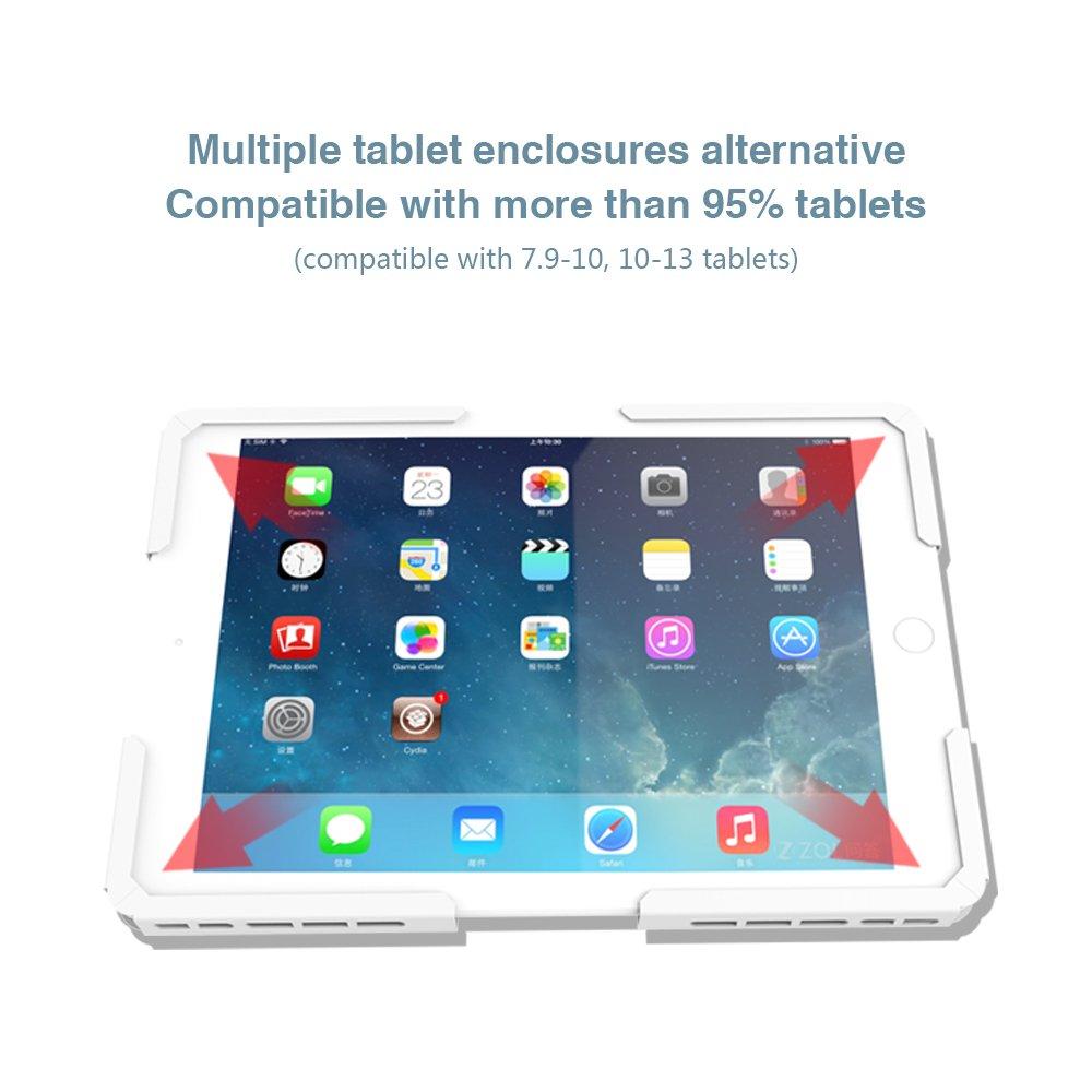 Peacemounts Tablet Kiosk UTS 8