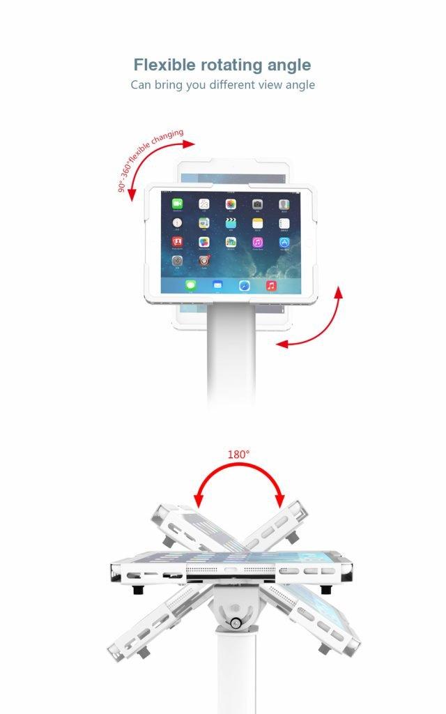 Peacemounts Tablet Kiosk UTS 9