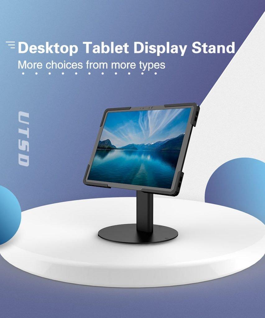 Peacemounts Tablet Kiosk UTS DE 1