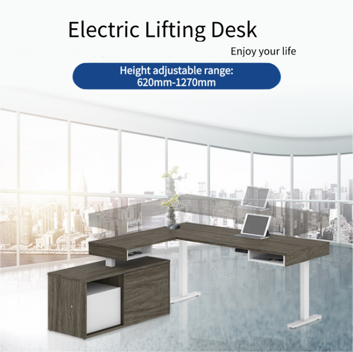 Electric Lifting Office Tables Desk frame 1