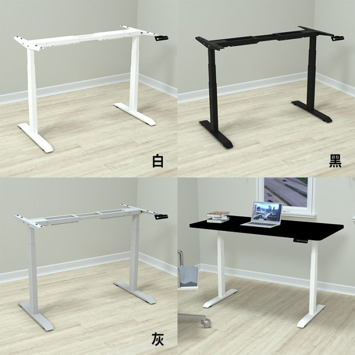 Electric Lifting Office Tables Stand Up Desk 5