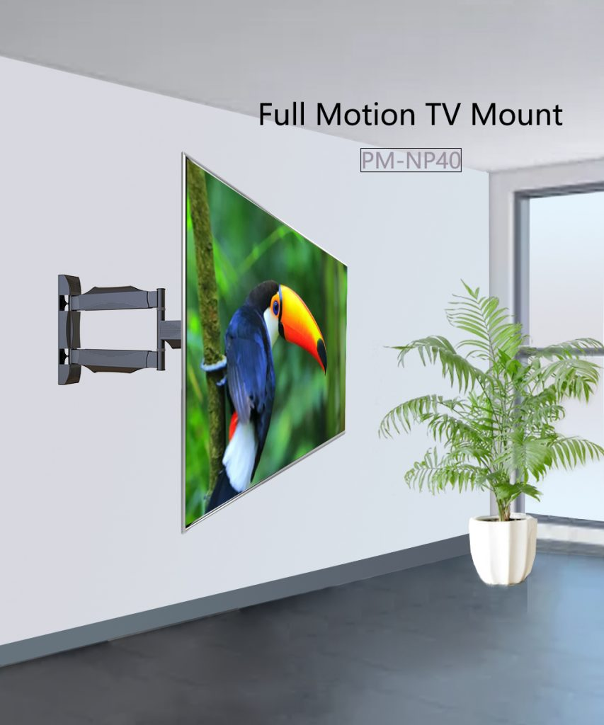 Full Motion TV Mount PNP40 1
