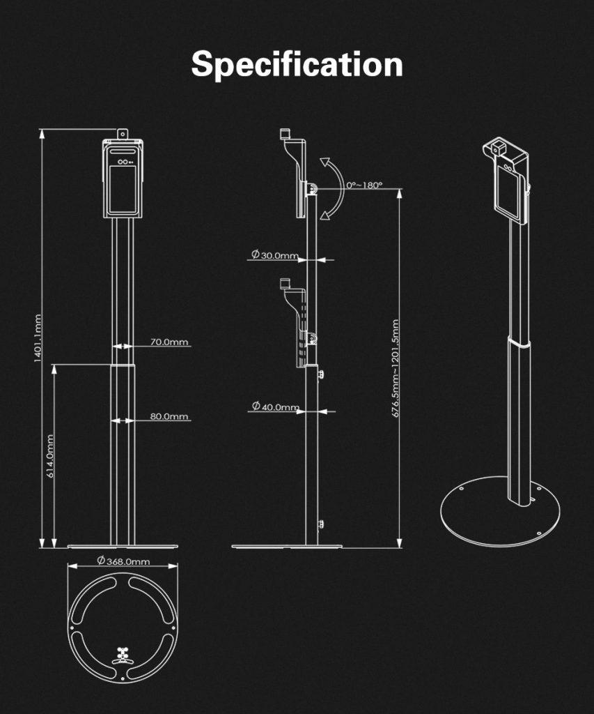 Thermometer Kiosk 2 1