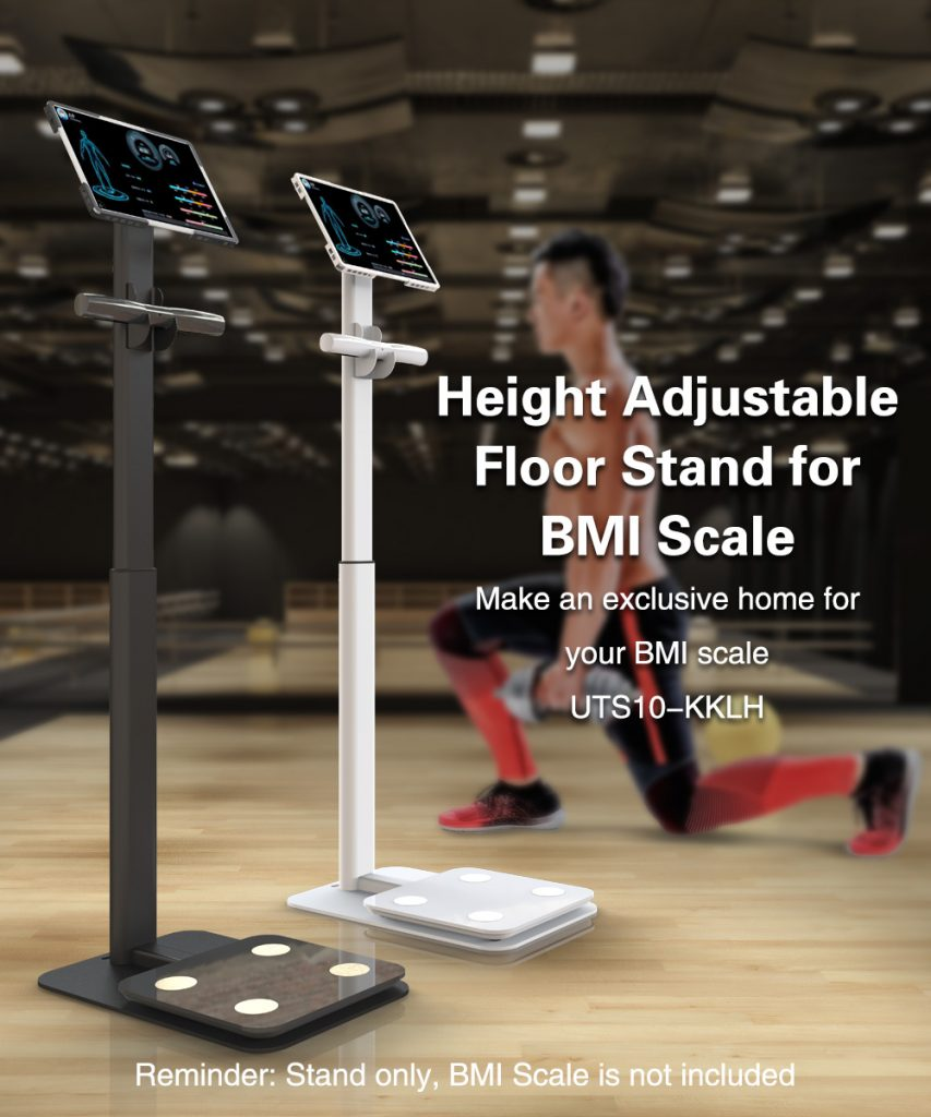 inbody Eight electrode body fat weight machine scale height adjustable floor stand 2 2