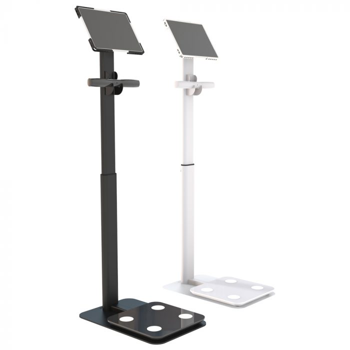 inbody Eight electrode body fat weight machine scale height adjustable floor stand 2 3