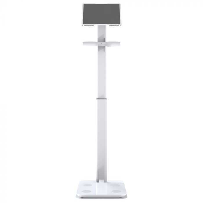 inbody Eight electrode body fat weight machine scale height adjustable floor stand 9 1