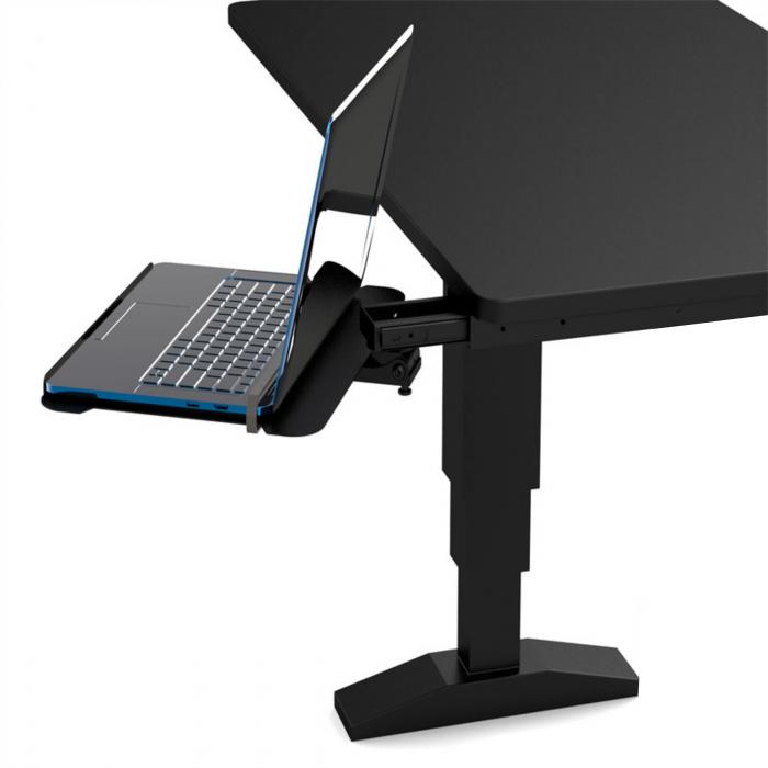 Sliding Laptop Holder for office desk 1