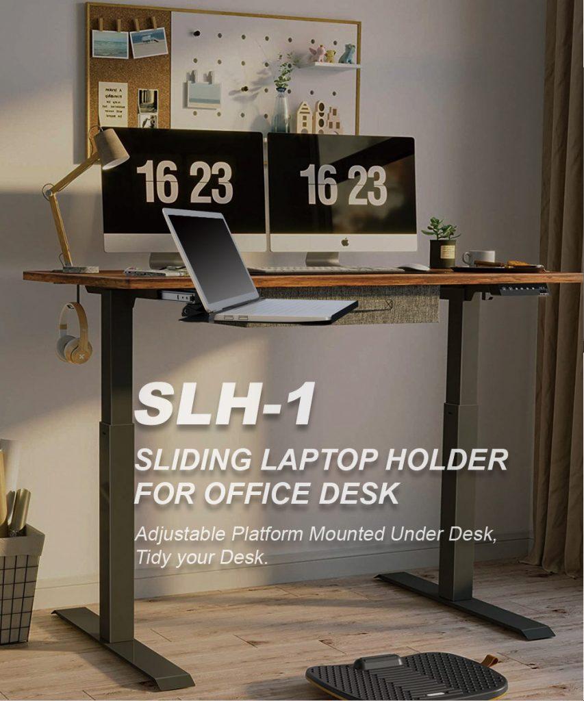 Sliding Laptop Holder for office desk 10