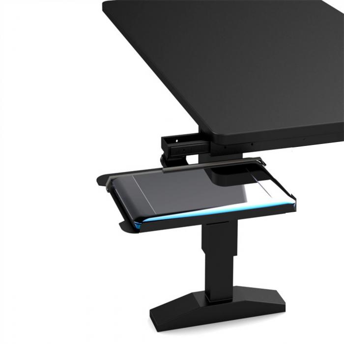 Sliding Laptop Holder for office desk 2