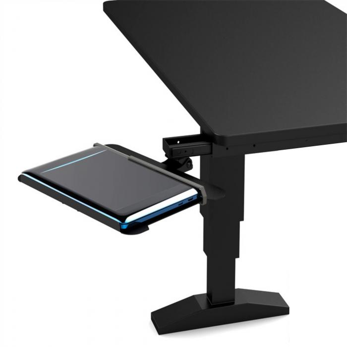 Sliding Laptop Holder for office desk 3