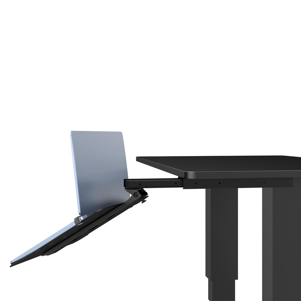 Sliding Laptop Holder for office desk 4