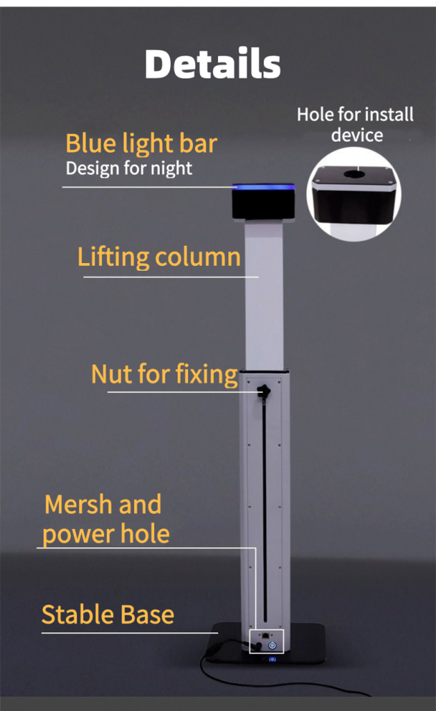 Thermometer Kiosk 4