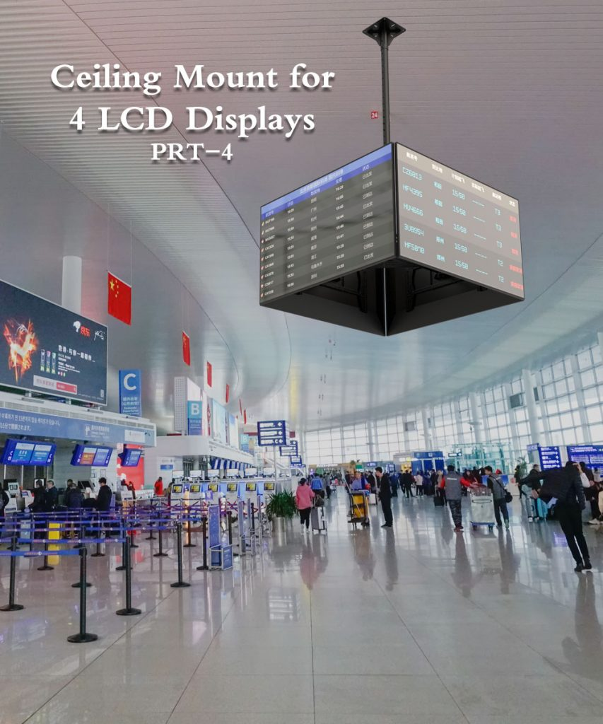 tv lift celling mount 1