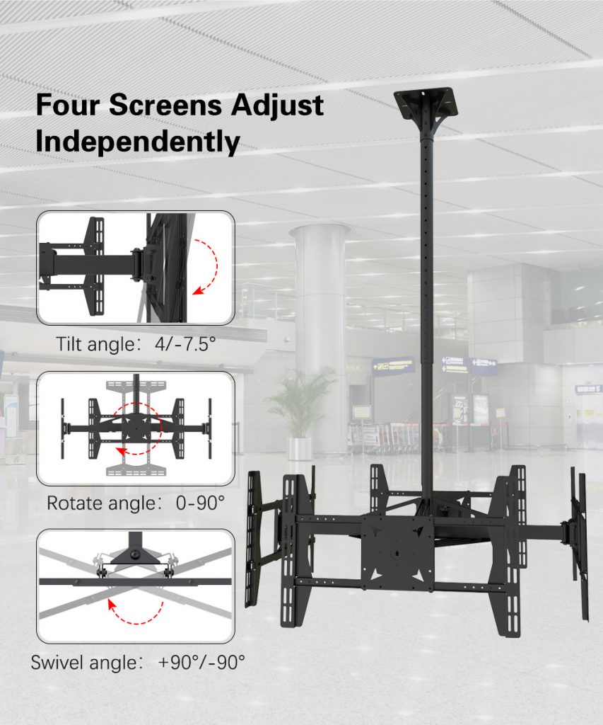 tv lift celling mount 3